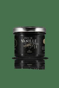 צנצנת מחית וניל אמיתית 95 גרם 38 אחוז של חברת פלאניפוליה