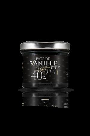 צנצנת-מחית-וניל-פלאניפוליה 120 גרם בריכוז 40%