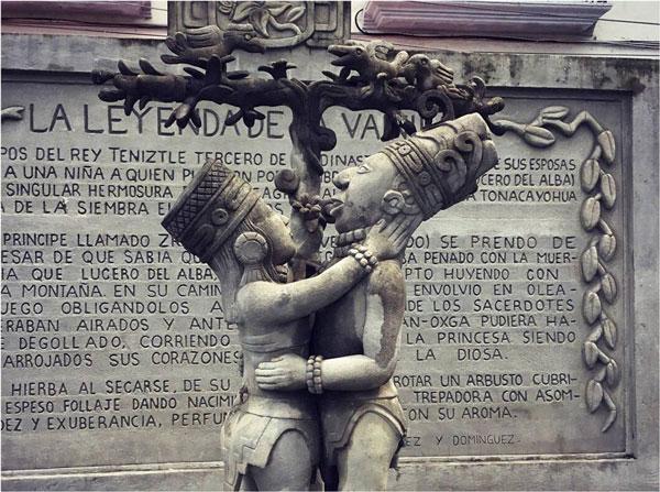 פסל אצטקי